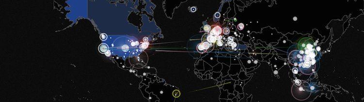 Livemitschnitt von Attacken im Internet