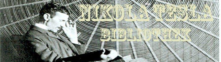 Eine Auswahl verschiedener Unterlagen zu Nikola Teslas Arbeiten