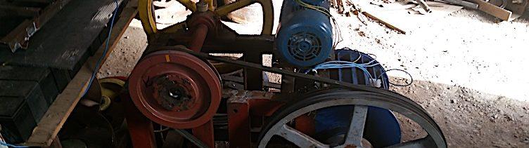 Wir besuchten Vali Energy Star mit seinem Schwungrad Generator