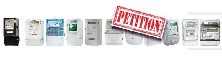 Unterstütze die Petition für Wahlfreiheit und Selbstbestimmung bei Smartmeter