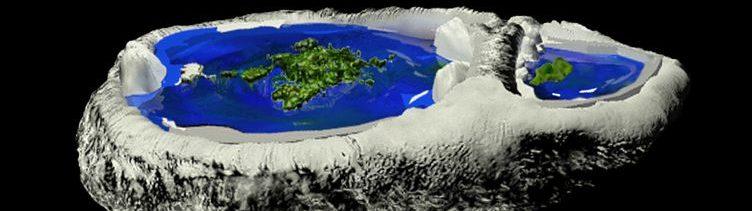 Wie sieht unsere Erde denn nun wirklich aus?
