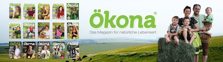 Das Magazin für natürliche Lebensart