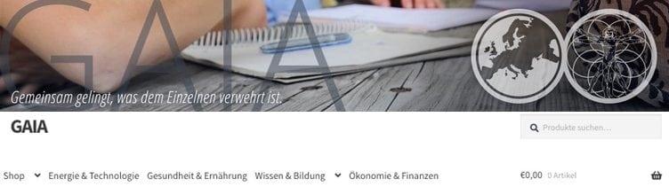Wir sind bereit für Produkte von Mitgliedern, Partnern und aus Kooperationen