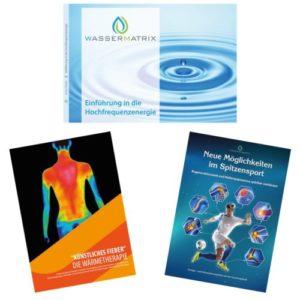 Buchset Energiemedizin