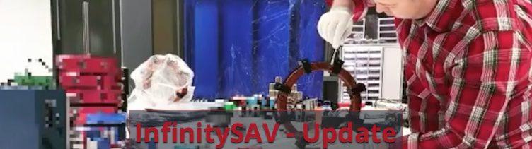 Neuigkeiten aus unserer Kooperation mit InfinitySAV in Korea
