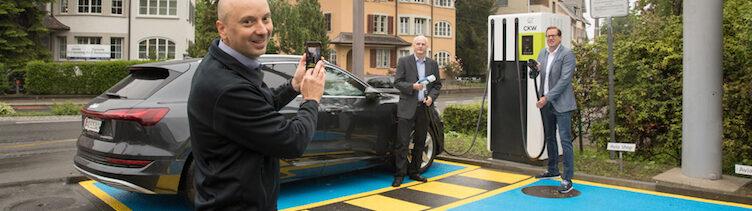 Punkt4 berichtet aus Luzern/Kriens(CH) über ein umweltfreundliches Pionierprojekt