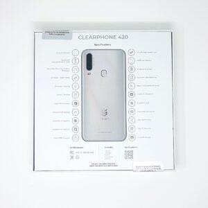 ClearPHONE 420